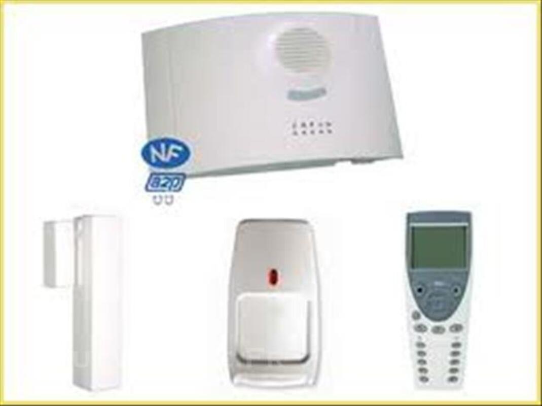 Location alarme sans fil domonial de marque honeywell 82470257