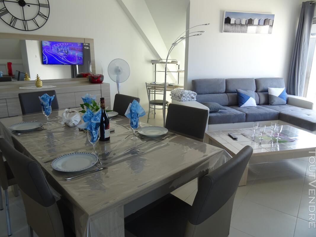 Location appartement standing 6 pers BERCK toutes saisons 676789383