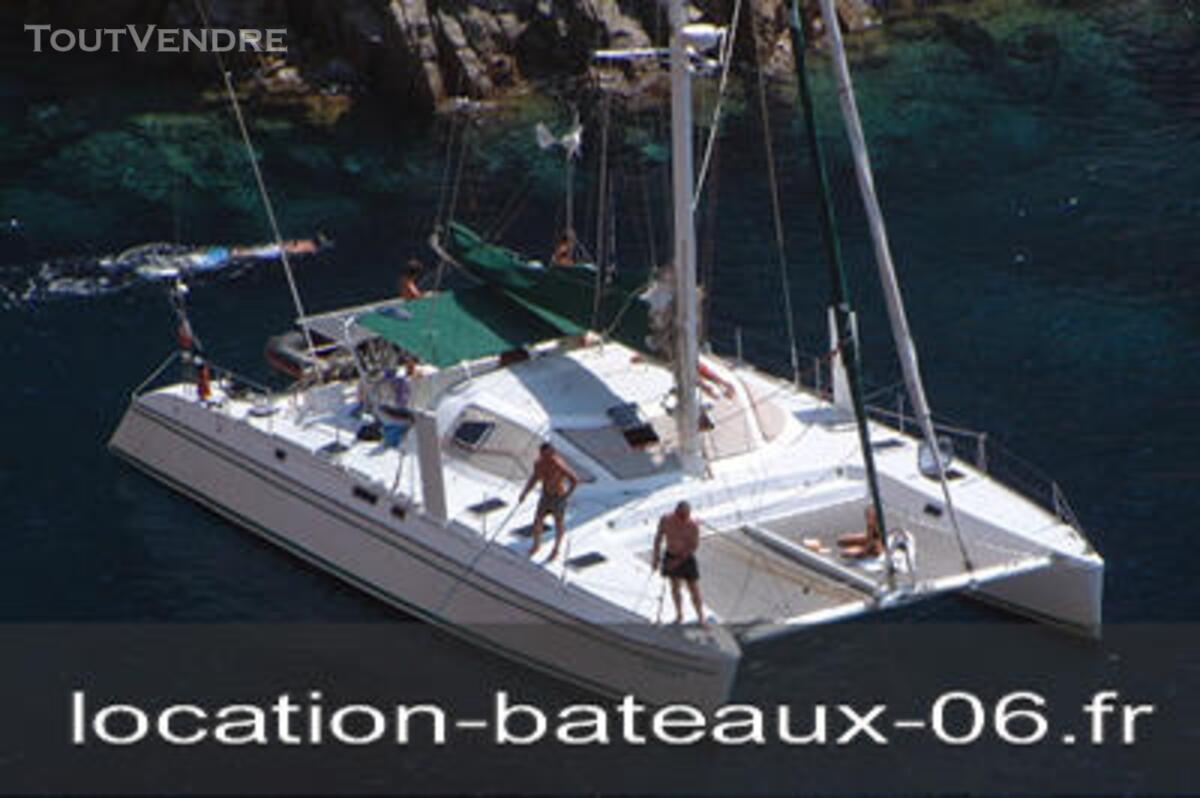 Location bateau et balade en mer Port Saint Laurent 173202396