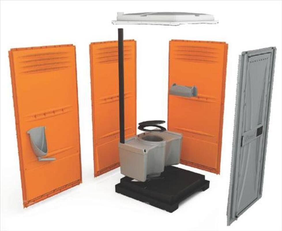 Location cabine  Autonome + vidange à partir de 6 €/jour 81483040