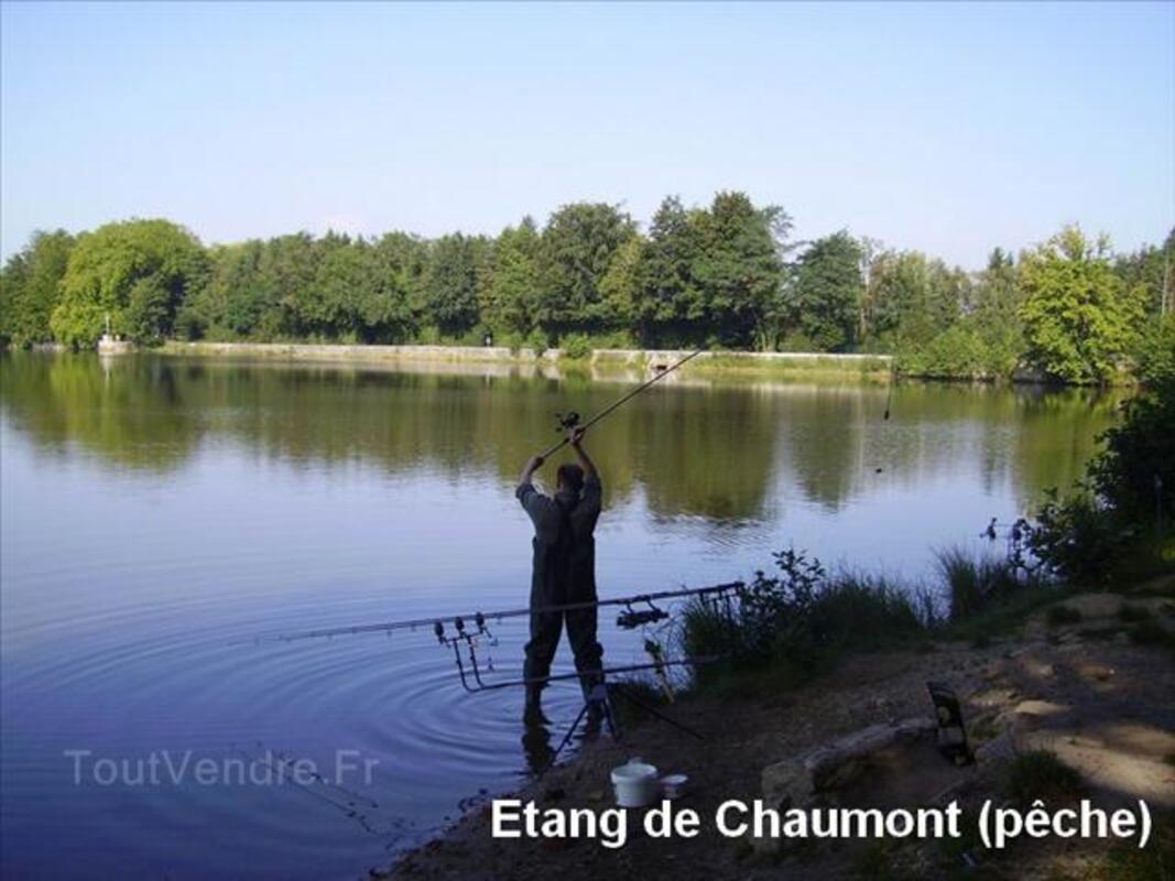 Location chalets vacances en Normandie-Orne-Perche 18103381