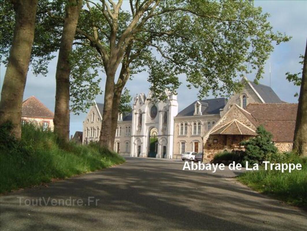 Location chalets vacances en Normandie-Orne-Perche 18103382