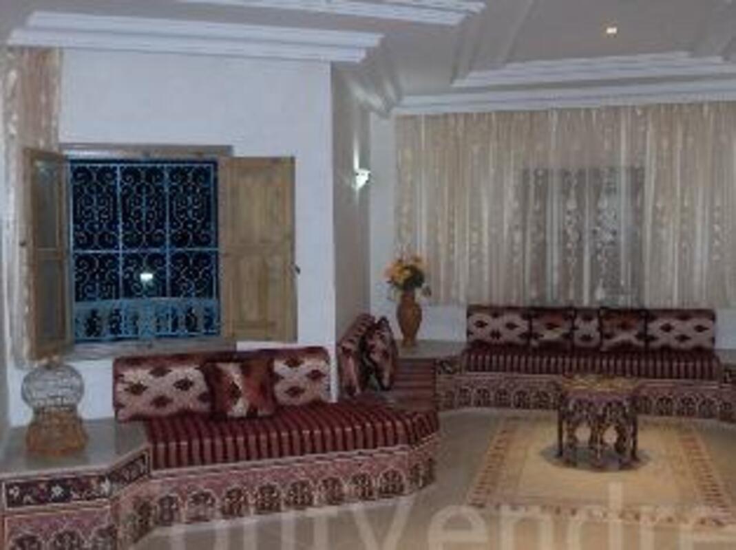 Location djerba villa avec piscine et jardin 38418