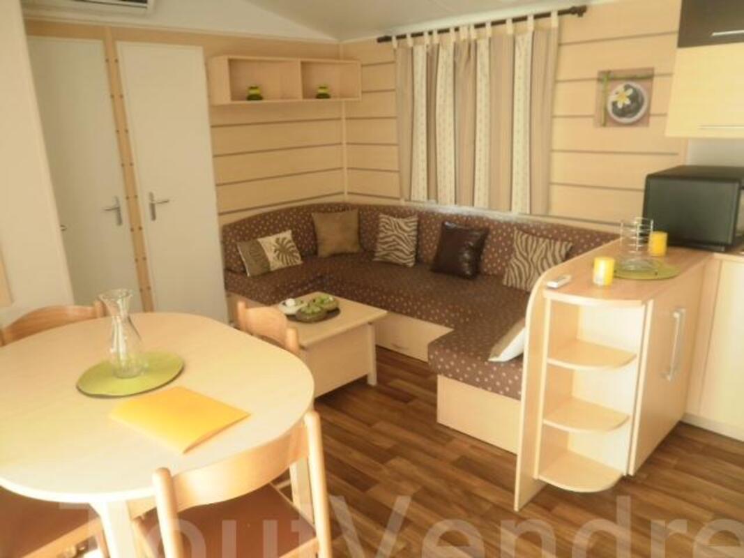 Location du mobil homes 3 chambres à Vias (4*) 47517917
