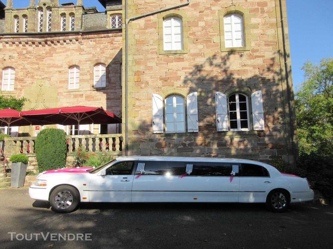 Location limousine avec chauffeur 24, 19, 46 et 87 339459608
