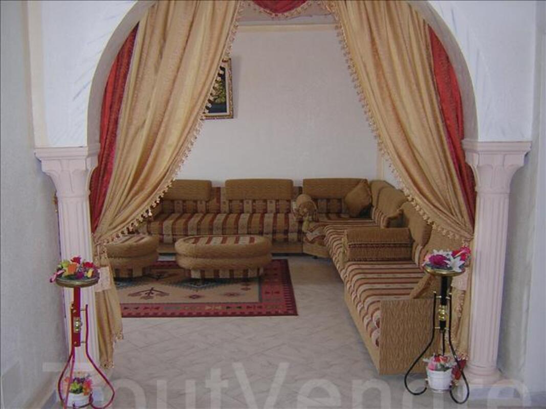 Location maison Djerba recente 150m2 à 300 m de la plage 3008
