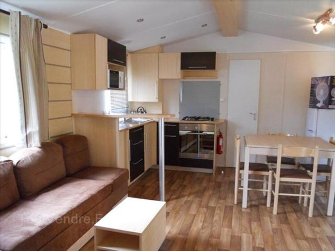 Location mobil home 3 chambres 2 SDB à St Jean de Mont (4*) 47524734
