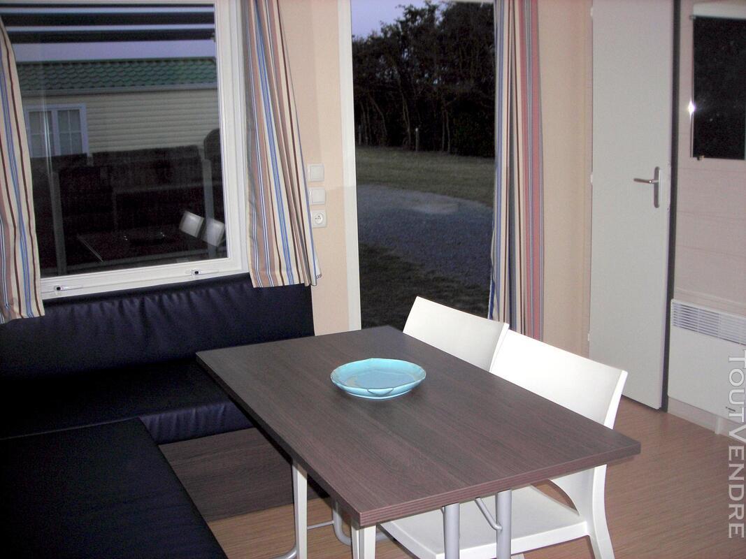 Location mobil-home 4/6 places en Vendée 100m plage 193411044