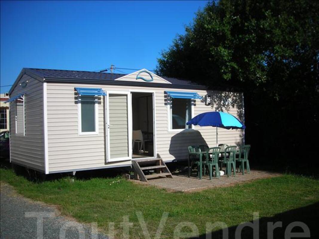 Location mobil-home 4/6 places en Vendée 100m plage 59269902
