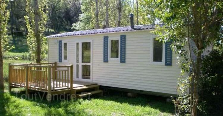 Location mobil home nickel tout confort 15260045