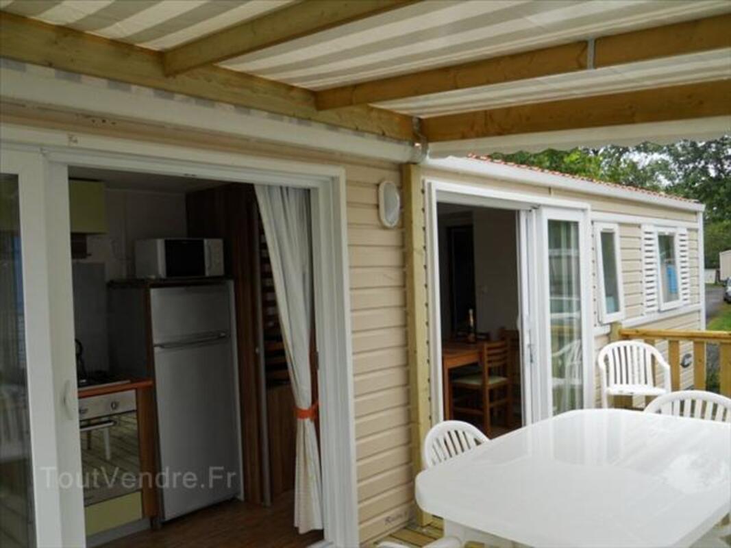 Location mobil homes 3 ch 1SDB 1 cuisine séparée à St Jeant 47526705