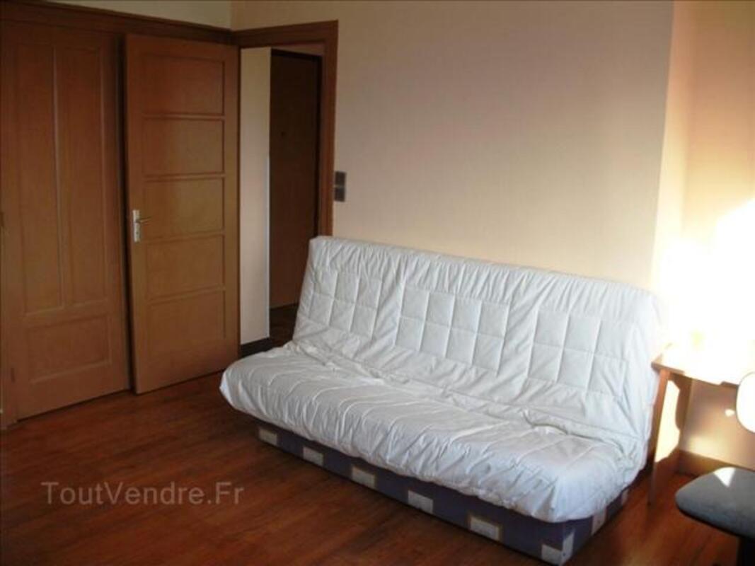 Location T1 bis meublé Grenoble 42257510
