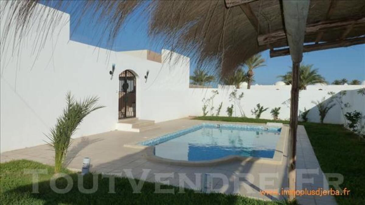 Location vacances djerba villa avec piscine 73637458