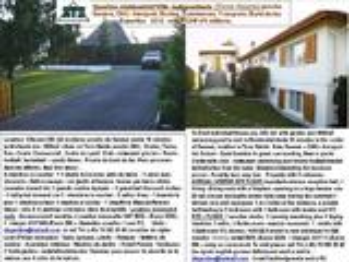 Location Villa 362 m2 proche Genève  piscine terrain 1000 m2