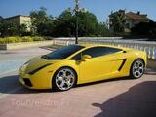 Location voiture de Luxe : Lamborghini Gallardo