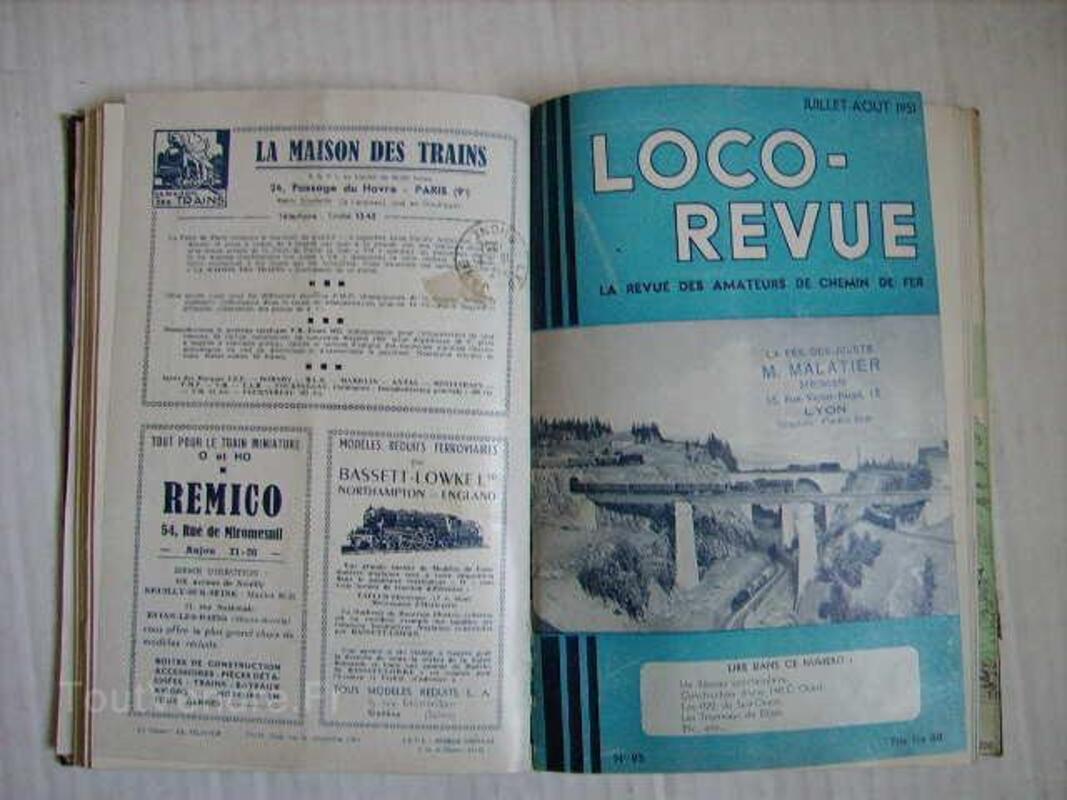 LOCO REVUE.1951. 91568258
