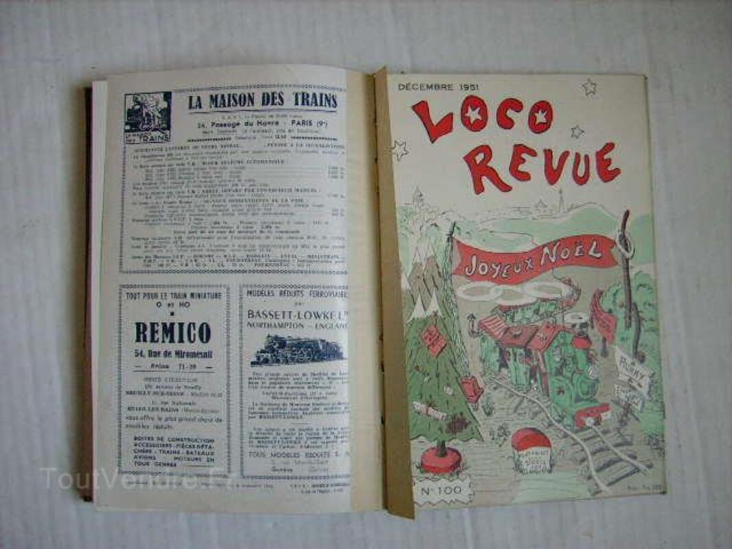 LOCO REVUE.1951. 91568260