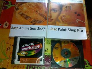 Logicels paint shop pro