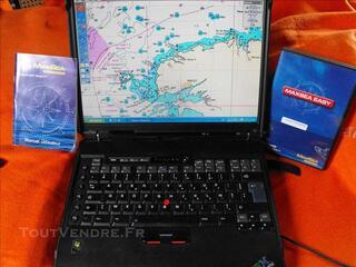 Logiciel MAXSEA EASY + licence dongle+ portable IBM