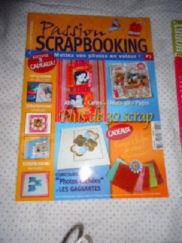 Loisirs créatifs / Passion Scrapbooking 92480646