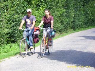 Loisirs verts balades à Vélo