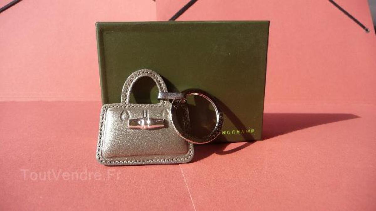 LONGCHAMP porte clefs collection ROSEAU 91910334