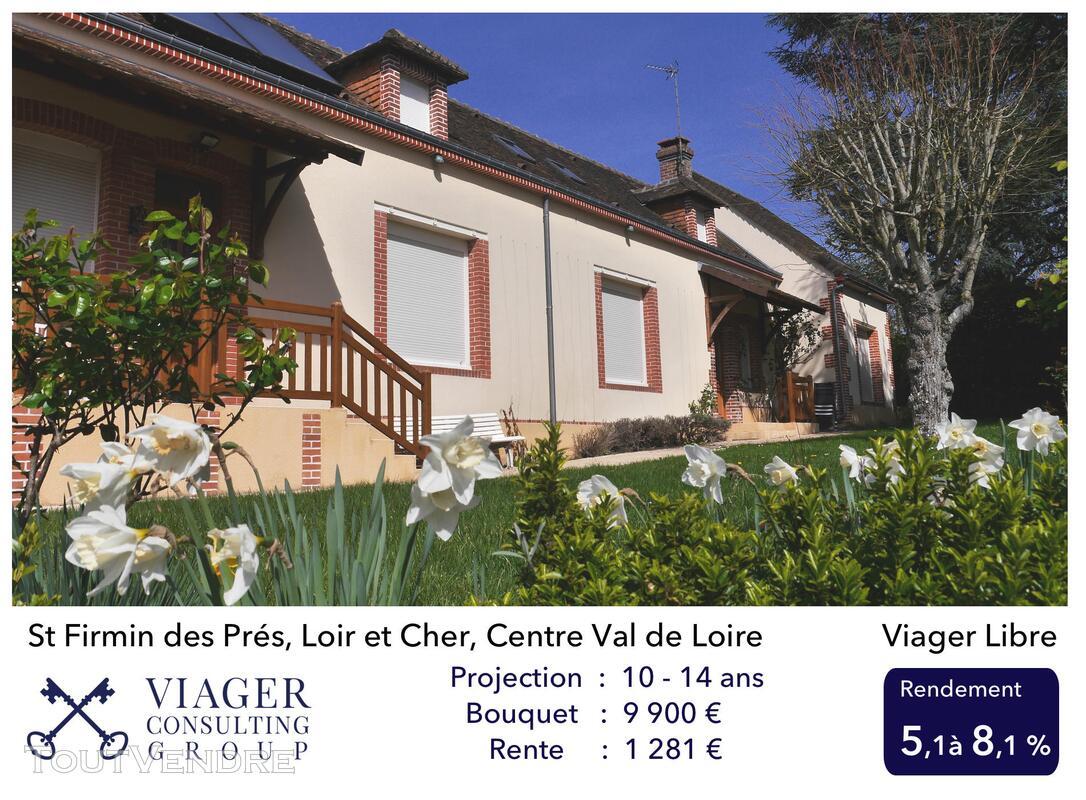 Longère rénovée de 220 m2 proche de Vendôme 211429232