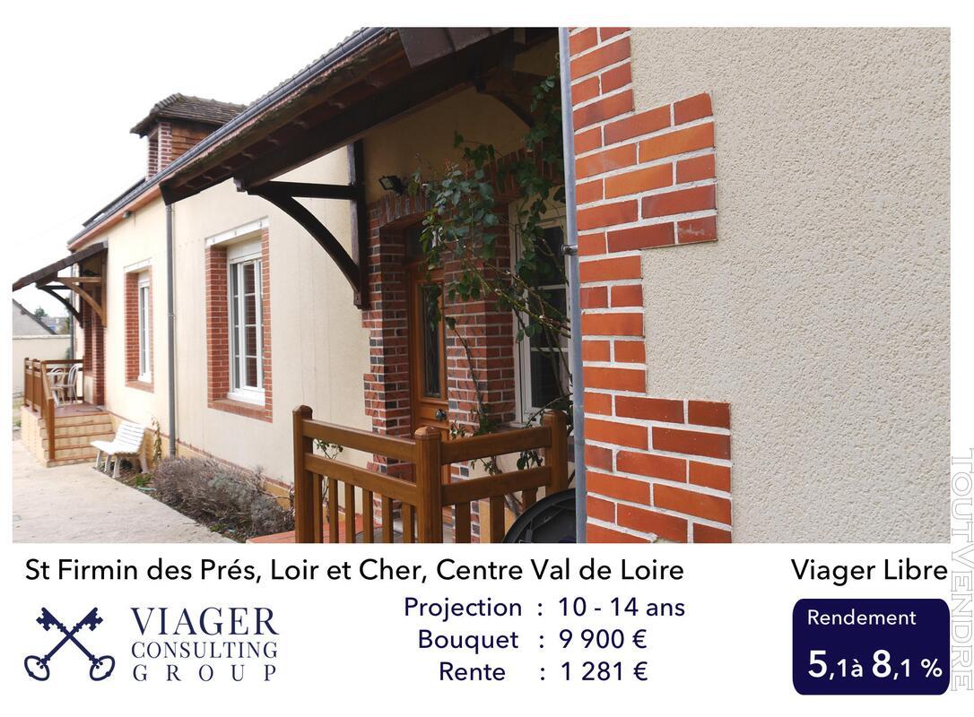 Longère rénovée de 220 m2 proche de Vendôme 211429241
