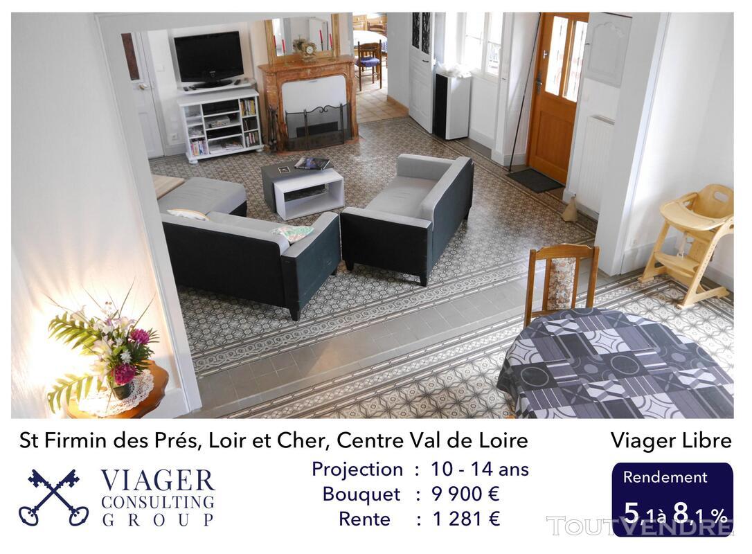 Longère rénovée de 220 m2 proche de Vendôme 211429253