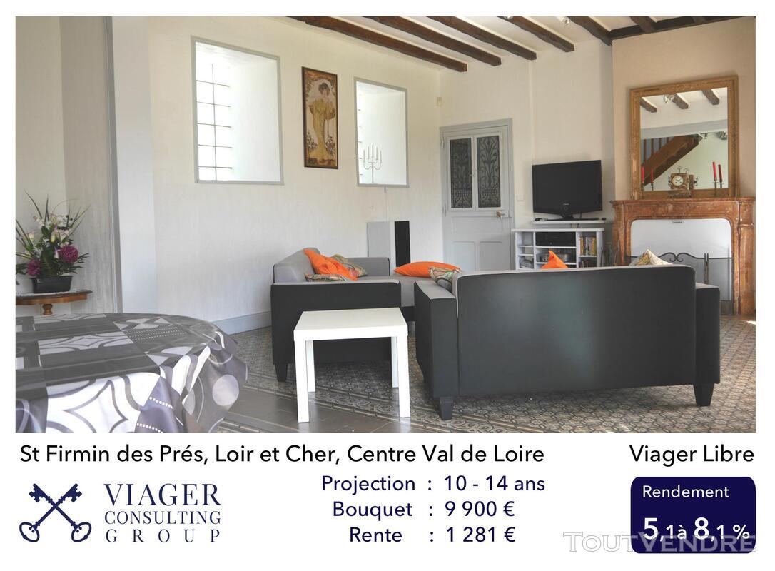 Longère rénovée de 220 m2 proche de Vendôme 211429262