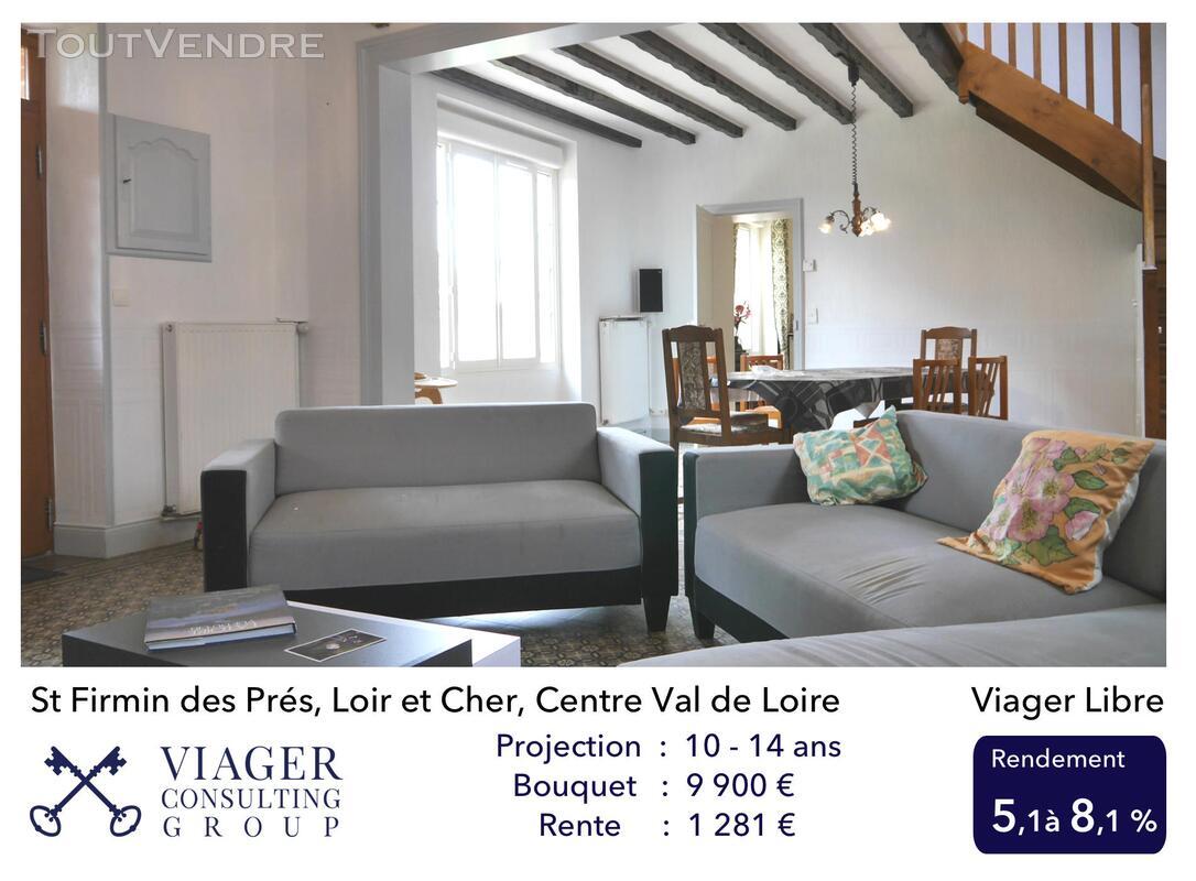 Longère rénovée de 220 m2 proche de Vendôme 211429274