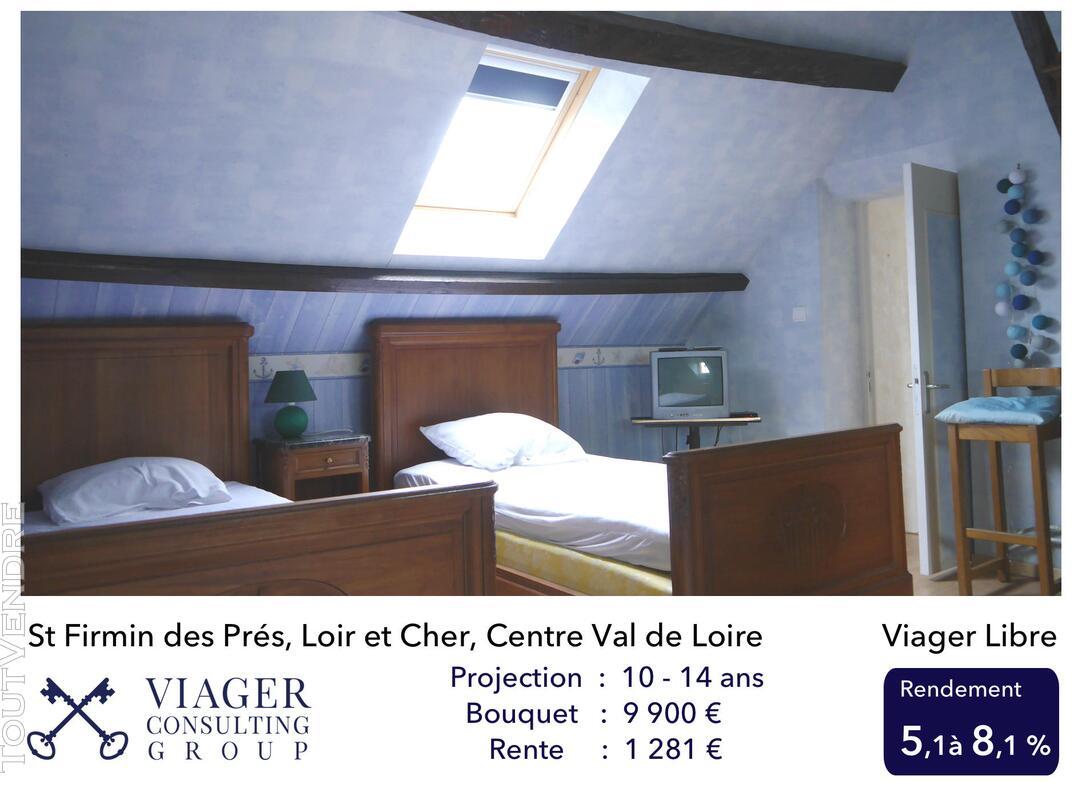 Longère rénovée de 220 m2 proche de Vendôme 211429301