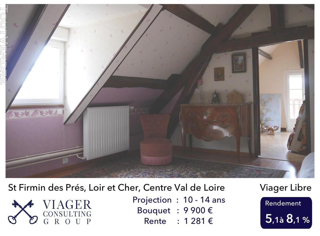 Longère rénovée de 220 m2 proche de Vendôme 211429310