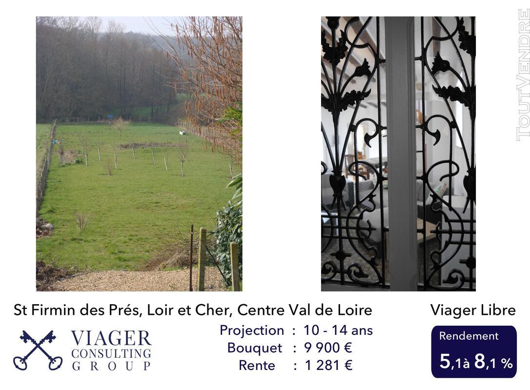 Longère rénovée de 220 m2 proche de Vendôme 211429346
