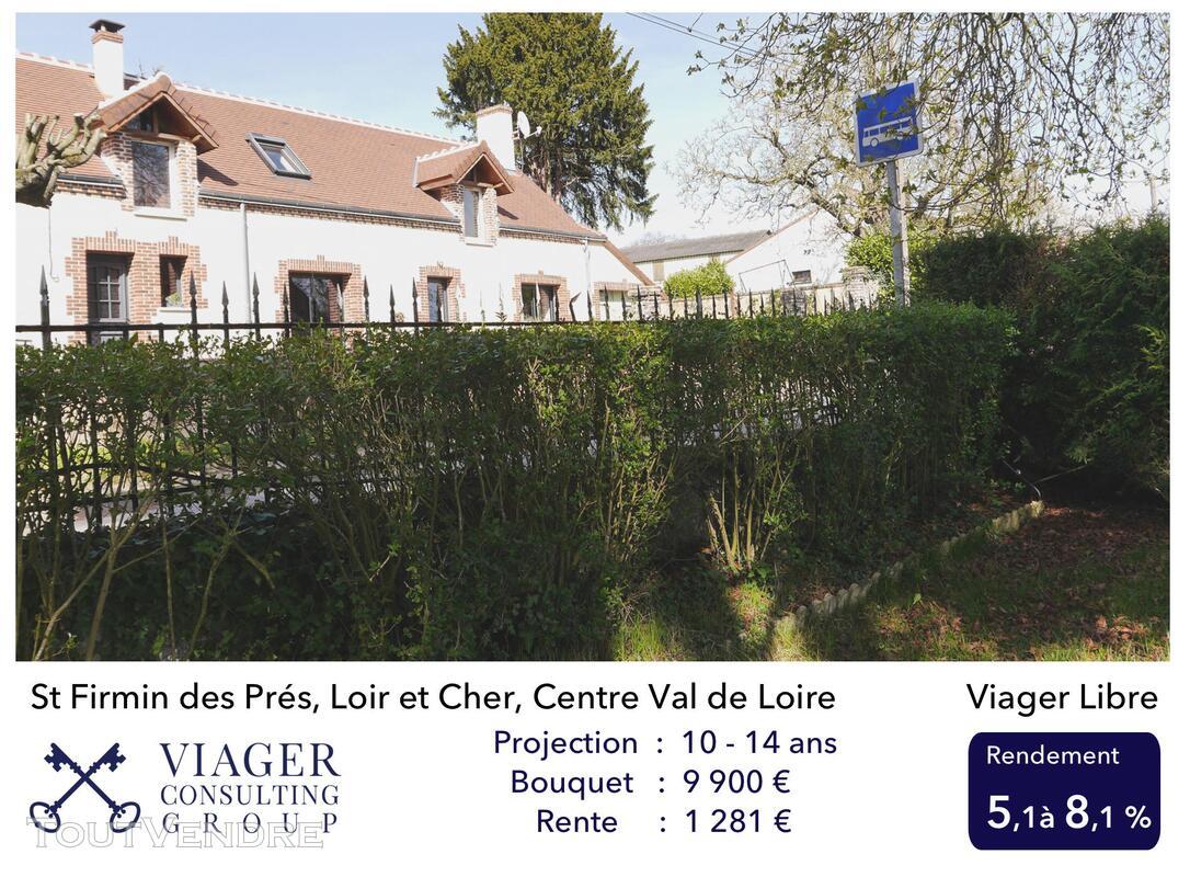 Longère rénovée de 220 m2 proche de Vendôme 211429418