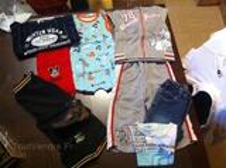Lot 1 vêtements Garçons 2 ans