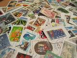 Lot 100 Timbres - France - Collection
