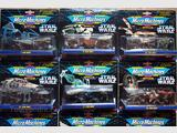 LOT 11 blisters Star Wars Micro Machines/ Collection 2