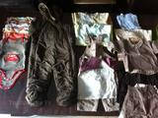 Lot 2 vêtements bébés garçons 12 mois