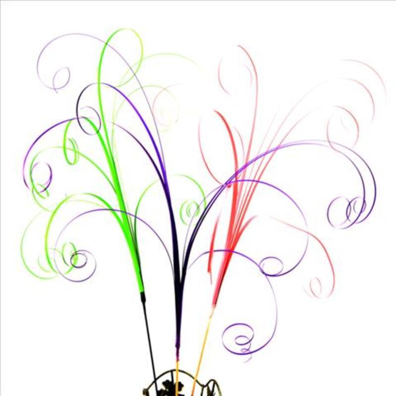 Lot 20 tiges de 8 brindilles d'herbe déco mariage 97717975