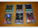 Lot 276 cartes Ben 10 Neuves