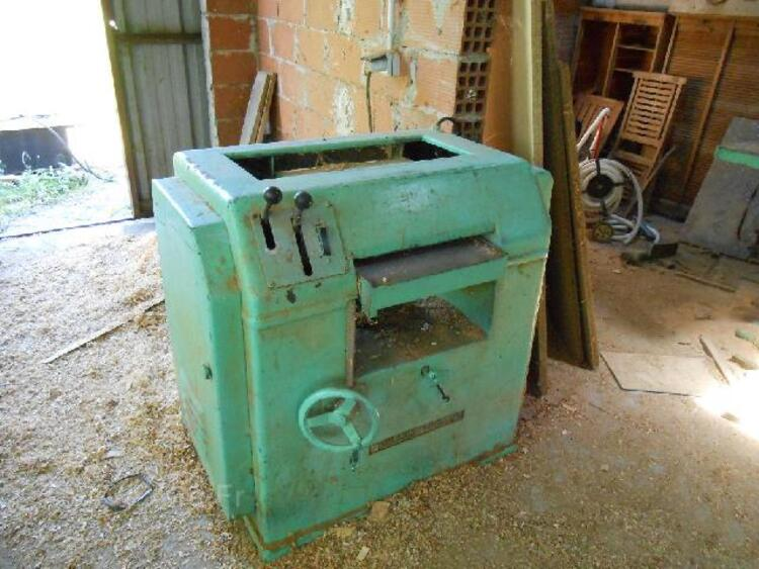 Lot 3 machines a bois de menuiserie 91918808