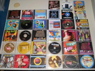 """LOT 32 CD's musique audio """"ORIGINAUX"""""""
