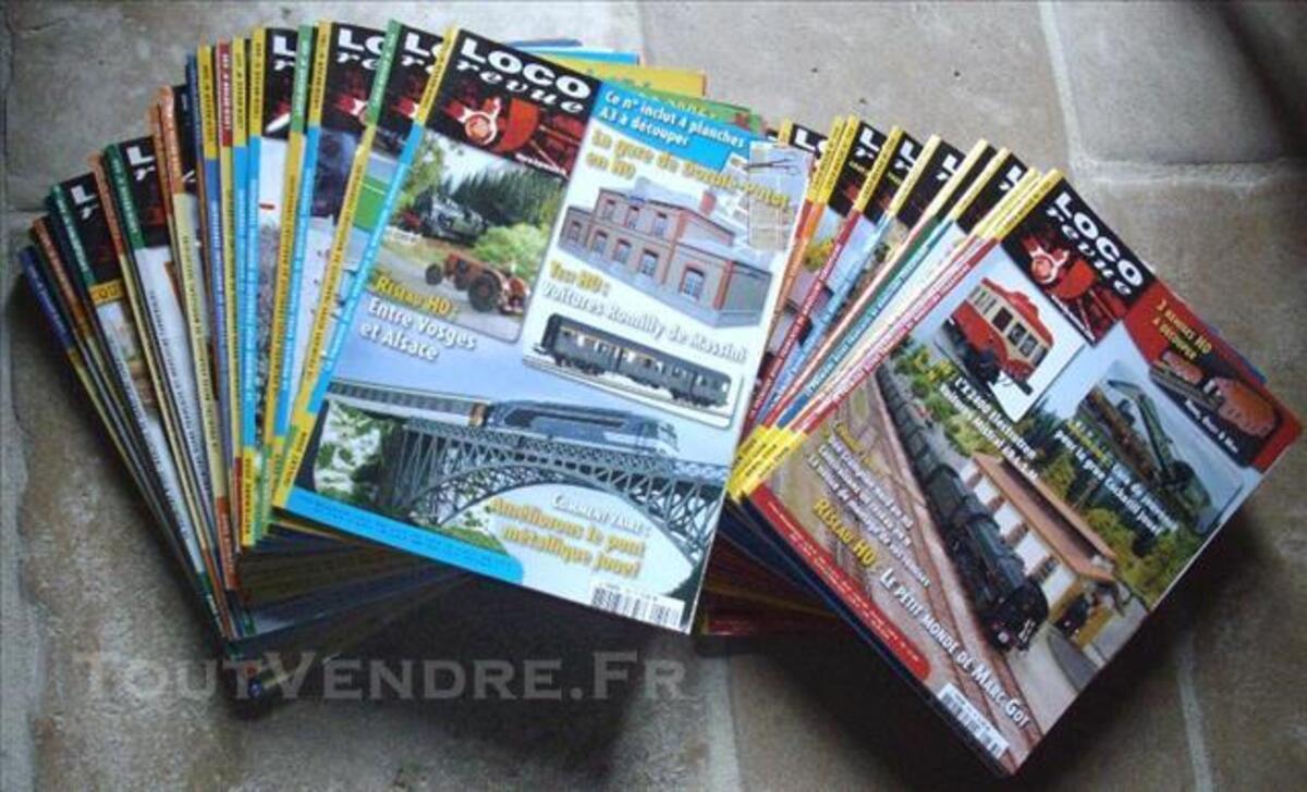 Lot 38 Loco-Revue 78251642