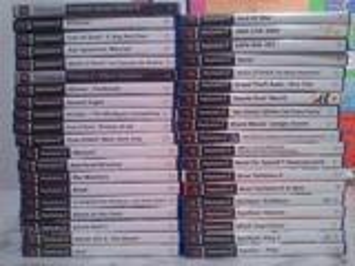 LOT 39 jeux PS2, playstation 2 ou vente unitaire