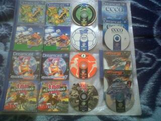 Lot 6 jeux Dreamcast Complet (Bons Titres)