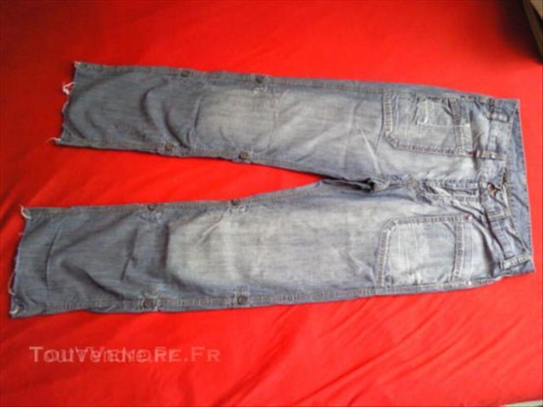 Lot 6 vêtements MODERNE jeans CELIO devred 40 / M 44959656