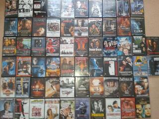 Lot 62 dvd  frais de port  compris