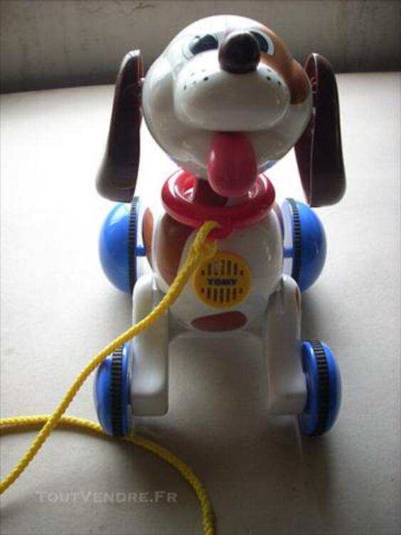 Lot 9 jouets fisher price/vtech/tomy 76715071