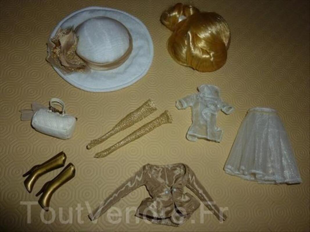 Lot accessoires et wig pullip 64479282